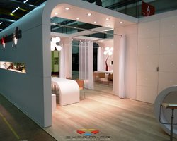Weckerle Cosmetic stand